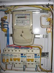 Услуги электрика в г.Актау.